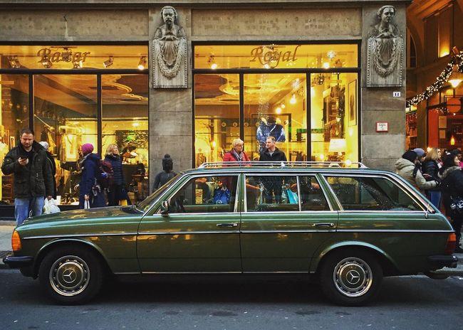 Mercedes W123  Oldtimer Youngtimer Sundaycarpic Leipzig Taking Photos Streetphotography Showcase: December