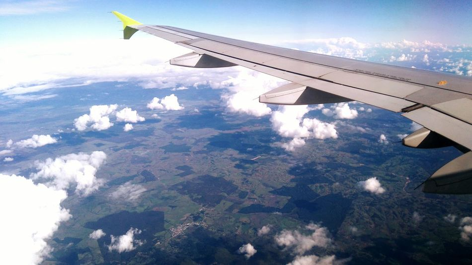 Volando alto✈ First Eyeem Photo