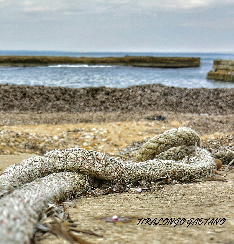 Mare ❤ Fascino Corda Intrecci Legami EyeEm Porto Porto Sicilia