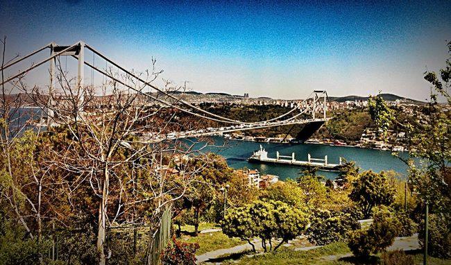 FSM Köprüsü Istanbul City