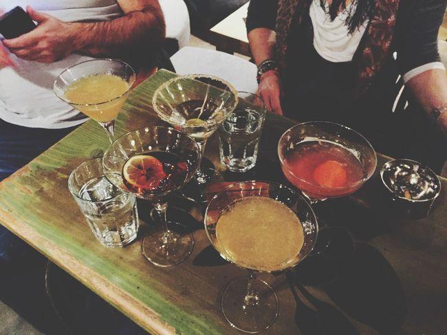 Fancy drink time! :)
