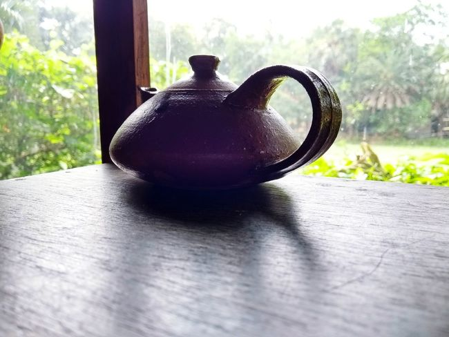 Teapot No People Table Indoors  Day Tea - Hot Drink Close-up Freshness EyeEmNewHere Let's Go. Together.