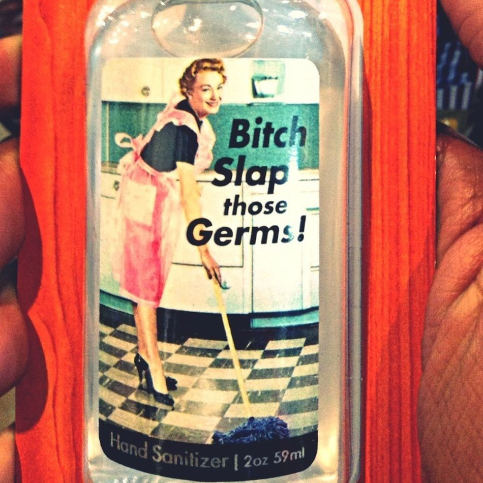 The Hand Sanitizer from Urban Outfitters S. Harris Photography