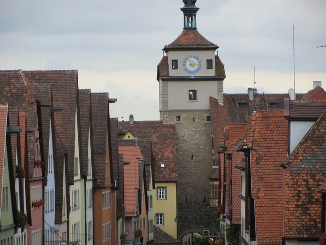 Rothenburg O. T. Germany