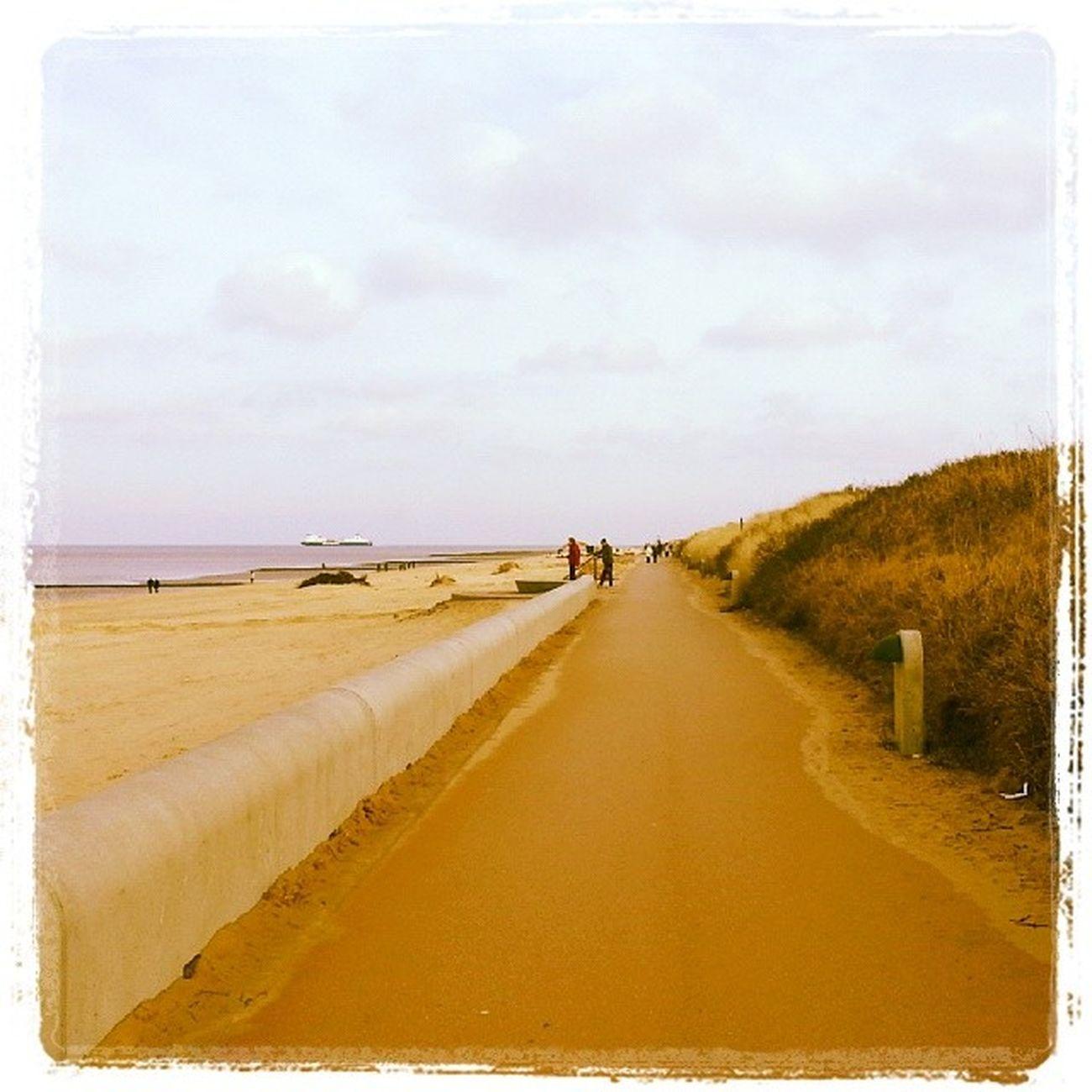 Strandpromenade in Cuxhaven - Dose Cux