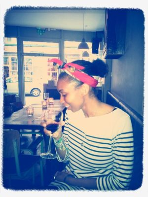 Dinner in Shoreditch by Neicia