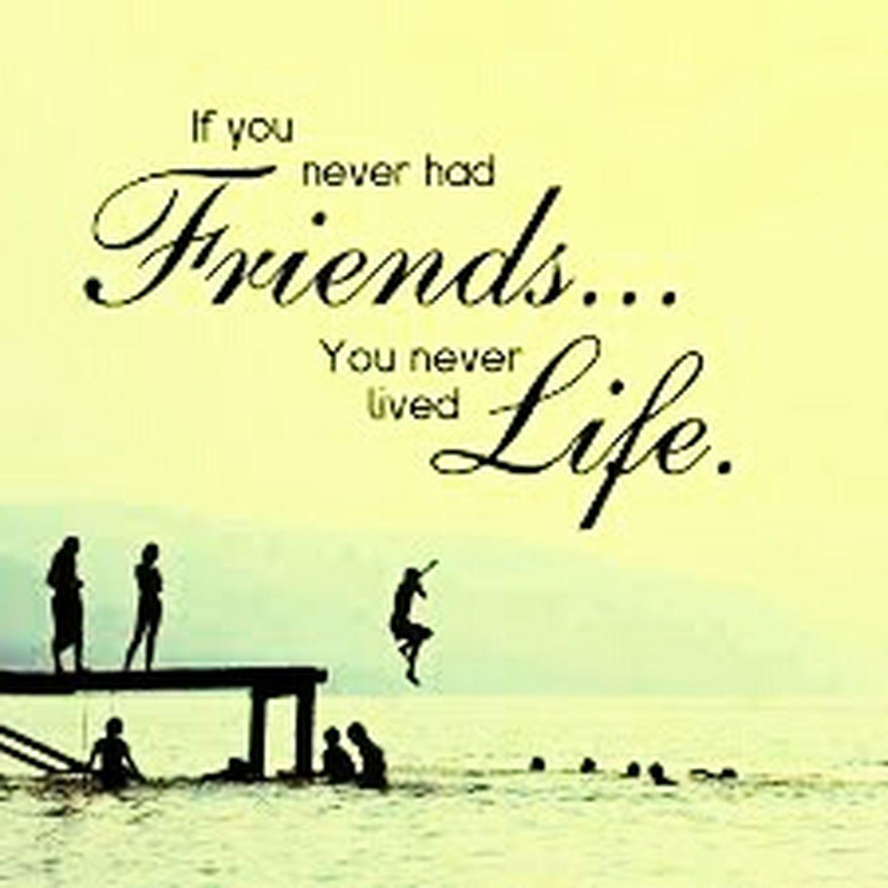 Friends Love You