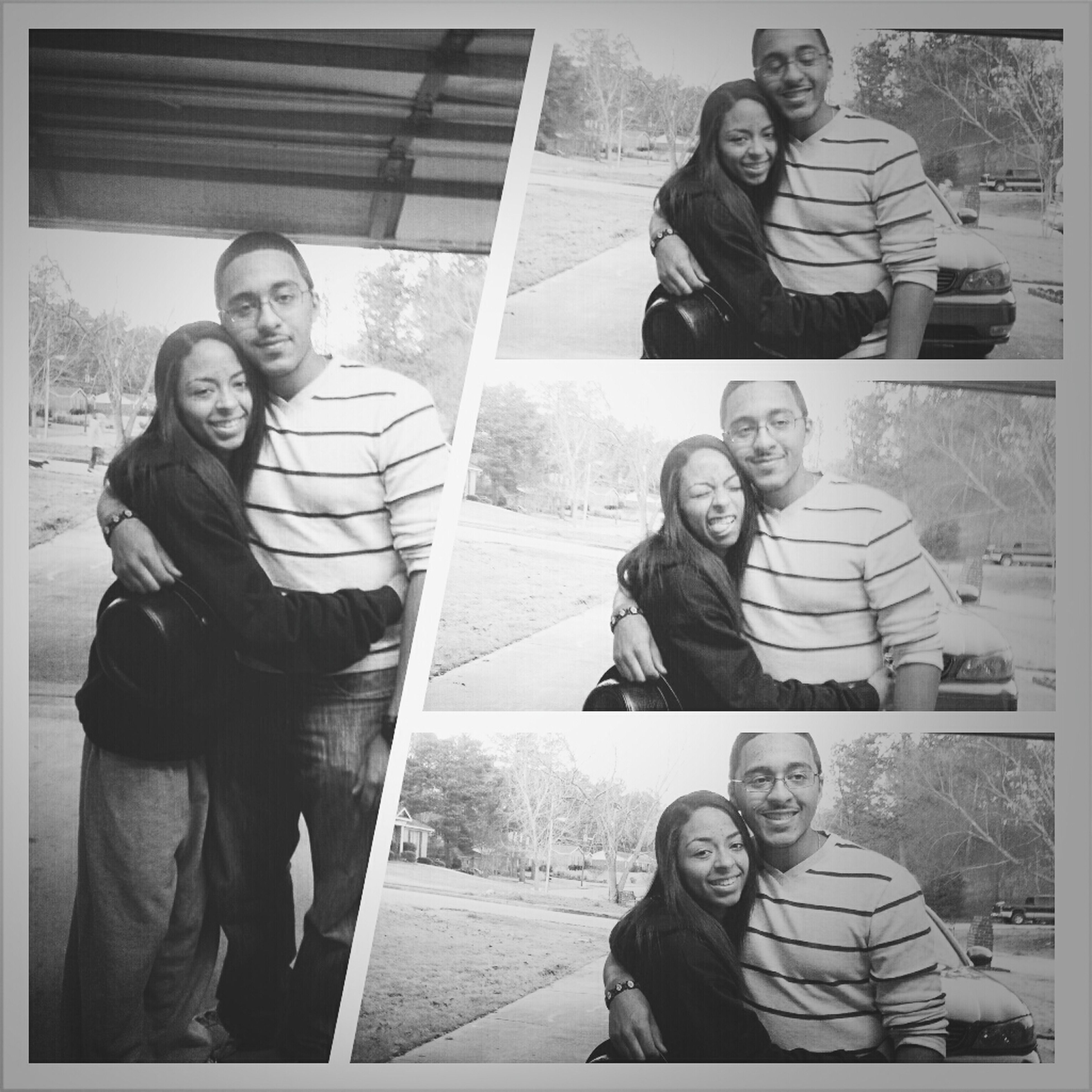 So Glad My Other Half Came To Visit For The Weekend. Now His Leavin Again...i Love My Brother! (: