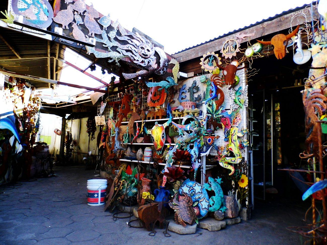 Nogales,Sonora Curios  ArtesaniaSonorense Recoriendo Las Calles Frontera