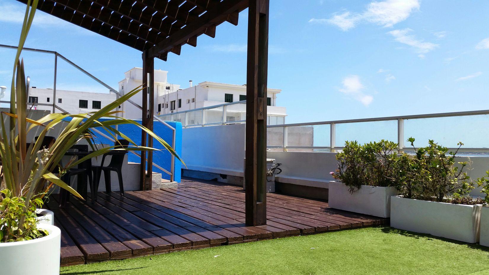 Piscina Enjoying Life Relaxing Disfrutando. Punta Del Este Uruguay