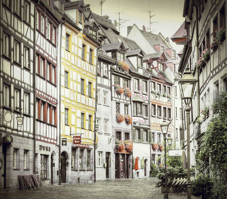vintage in Nuremberg by Tom Bauer