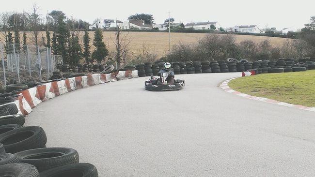 Motorsport Karting Thrill Enjoyment Competative Fun Racing Flat Out