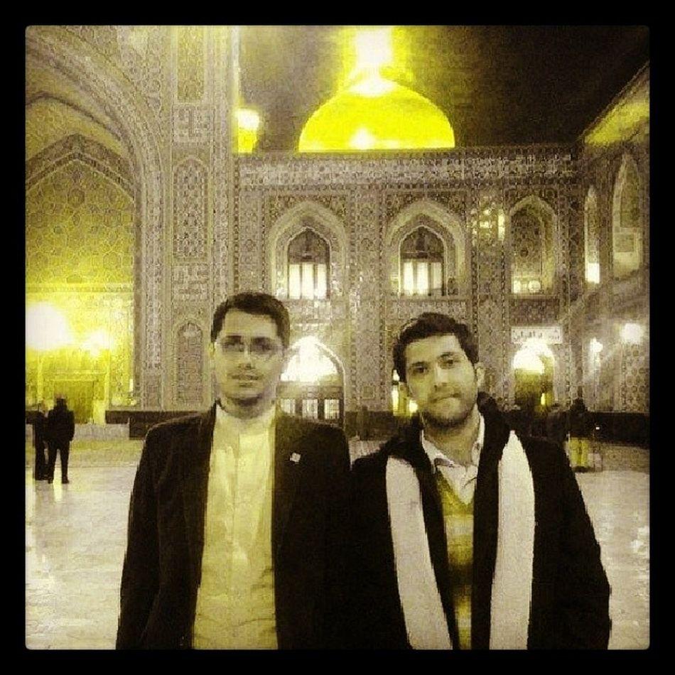 Mashhad , emam reza holy shrine Iran Mashhad Emamreaza Navidkamali نوید_کمالی Nkamali_ir Smart_city Smartcity Smartcities مشهد