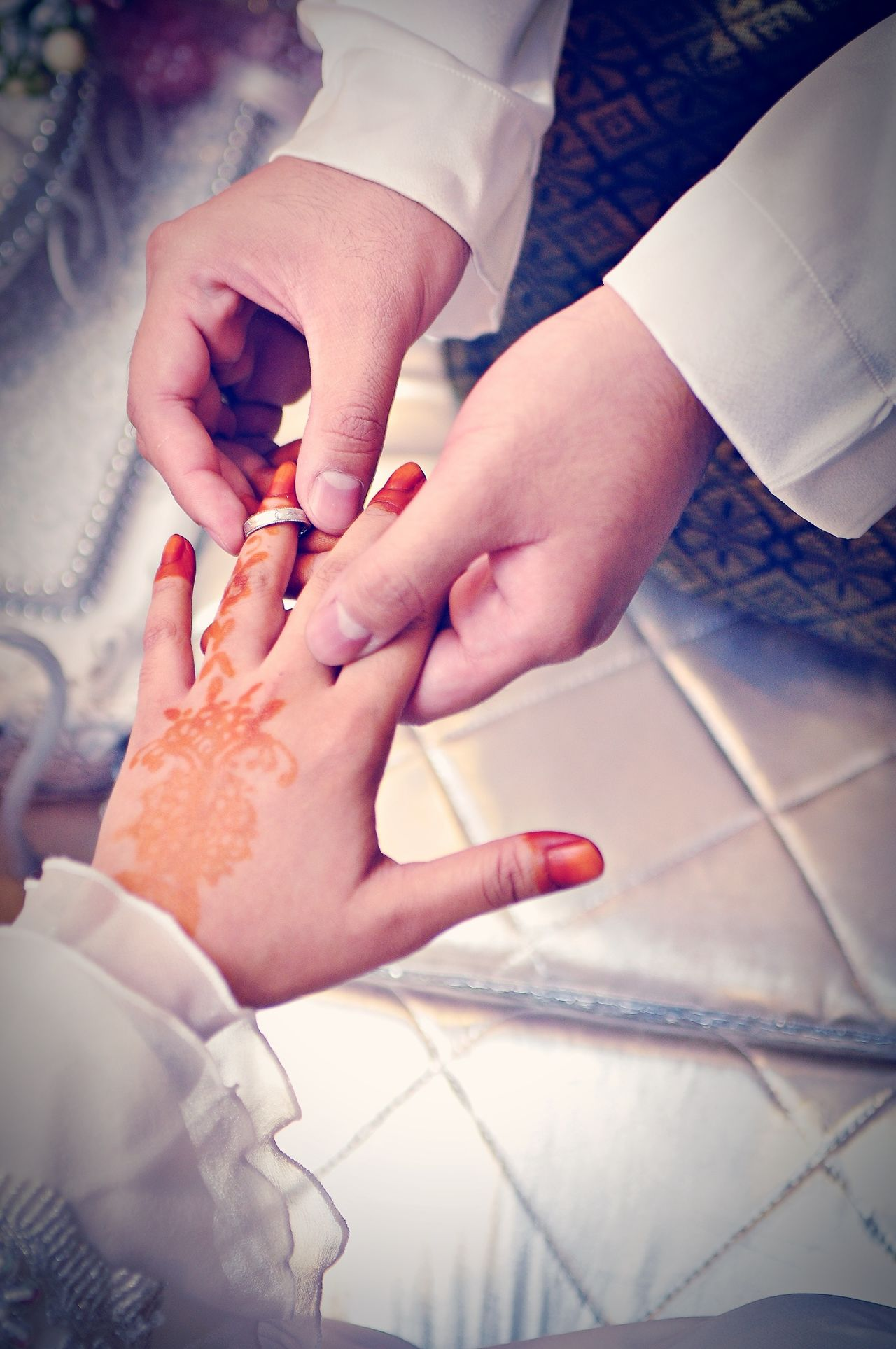 The Moment - 2015 EyeEm Awards The Photojournalist - 2015 EyeEm Awards Wedding Photography Wedding Day Wedding Ring