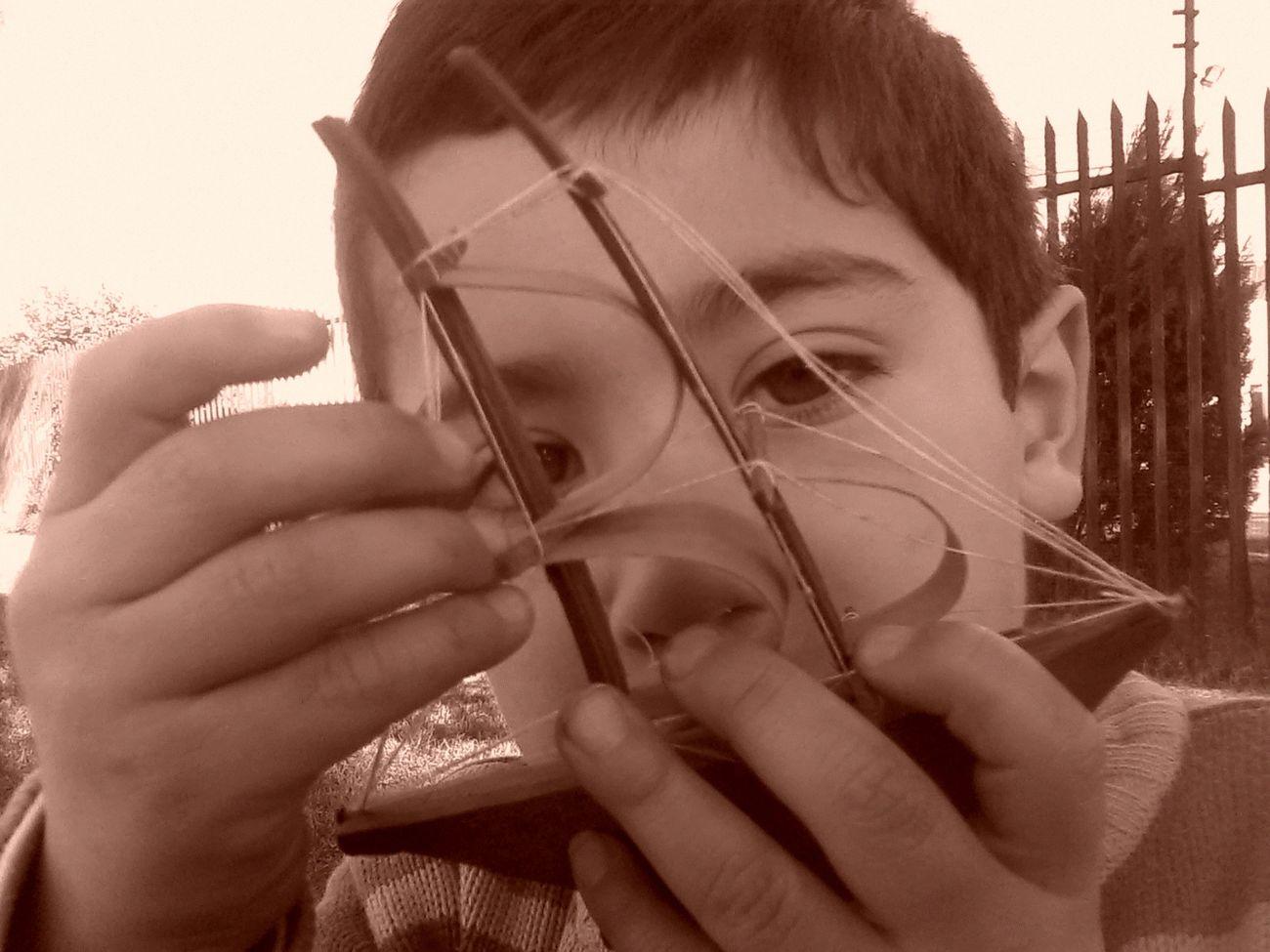 Inocencia oculta, mi hermoso hijo