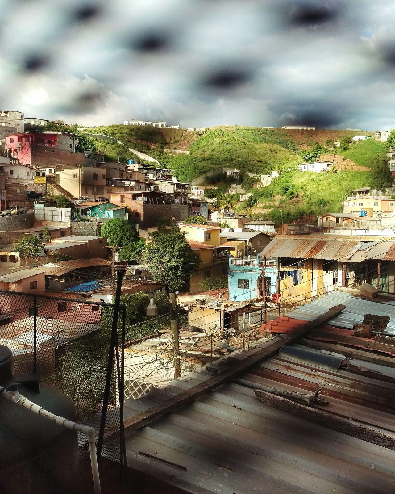 Honduras ♥ Tegucigalpa Transportation No People Sky Rail Transportation Built Structure Outdoors Architecture Day Tree Nature dangerous Dangerous