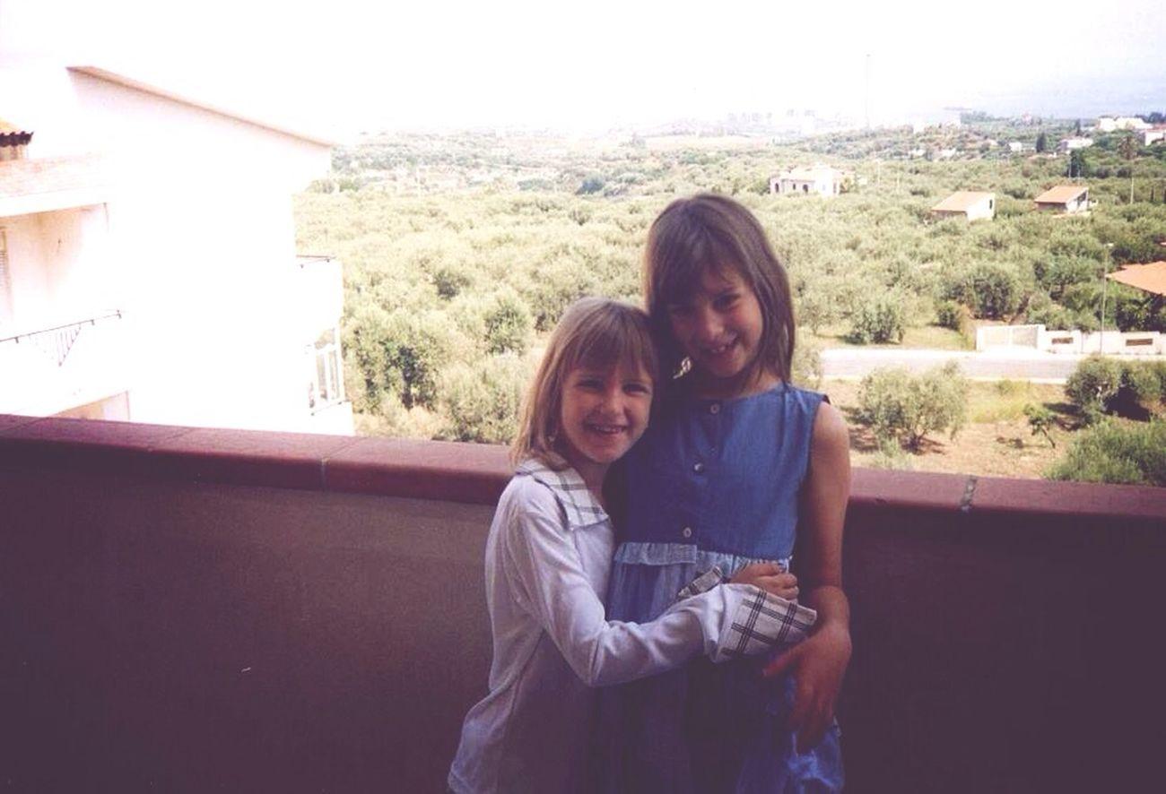 Memories Sicily Sisters Love <3
