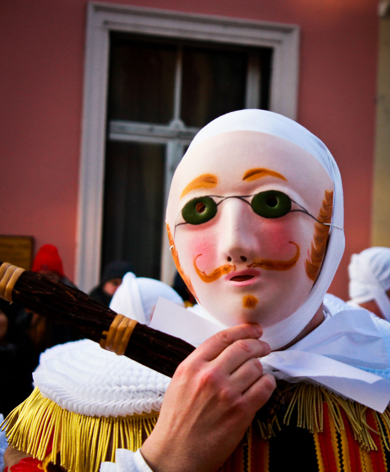 Binche Carnaval Belgium Deguisement 2013 Streetphotography Street Photography