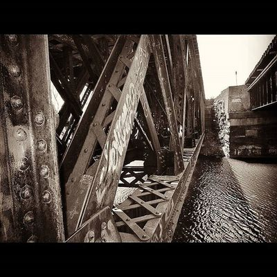 Railroad Bridge in Pittsfield, MA. : : Pittsfield PittsfieldMA IntheBerkshires Berkshires Theberkshires Igers413 Igersmass Igersnewengland Industriallandscape Streetshooter Streetphotography Documentaryphotography Traintracks Railroad RailRoadTracks Urbanexploration Urbanlandscape Blackandwhite Blackandwhitephotography Blackandwhitephoto Bwphotography Bw_curators Bandwphotography Abstractphotography Newtopographics subjectivelyobjective shootermag PhotoOfTheDay picoftheday artoftheday