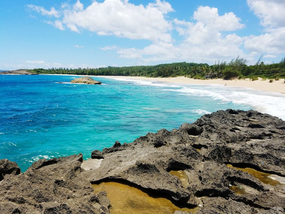 Beautiful stock photos of puerto rico, Beach, Beauty In Nature, Cloud - Sky, Day