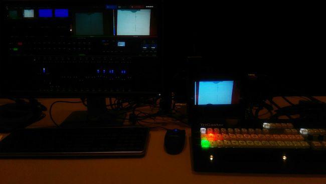 Tricaster Media Digital Atwork Work Streaming Streamingonline