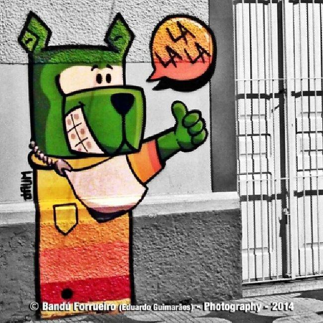 Grafite. BandúForrueiro Fotografia EduardoGuimarães Fotografiaderua color colors brasilpb MogidasCruzes