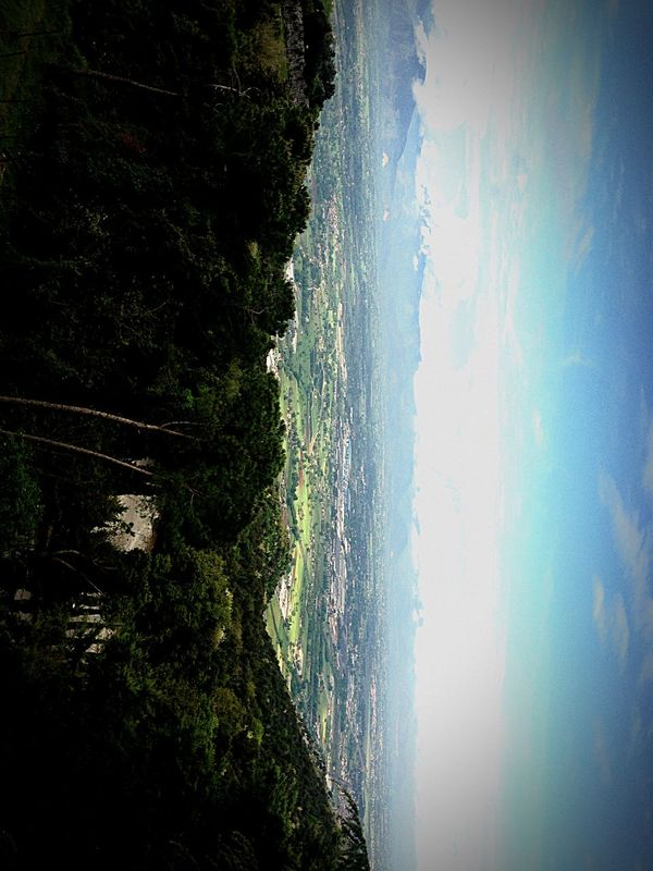 Hello World landscape Montecassino good day goodmorning