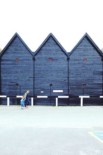 Architecture Whitstable Whitstable Harbor Harbor Kent Kent England England Building Minimalism