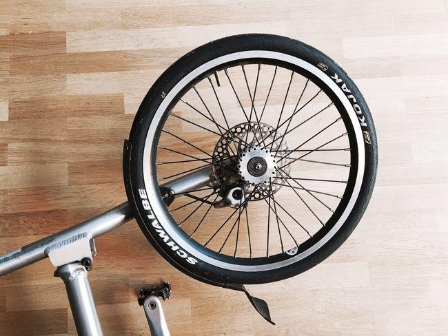Slick Wheel Strida Everywhere Cycle Bicycle Bikeswithoutlimits StillLifePhotography Urban Transportation Foldingbike Folder Bikesaroundtheworld Strida Bike Cycling Wheels Slicks