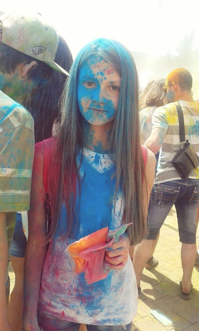 краски  фестиваль фестиваль красок Colorfest Color