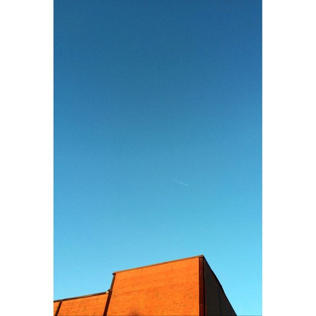 Oykosphotos Clouds And Sky Architecture Urban Geometry blue skyyy iiiii lovvvvb uuuuu ?