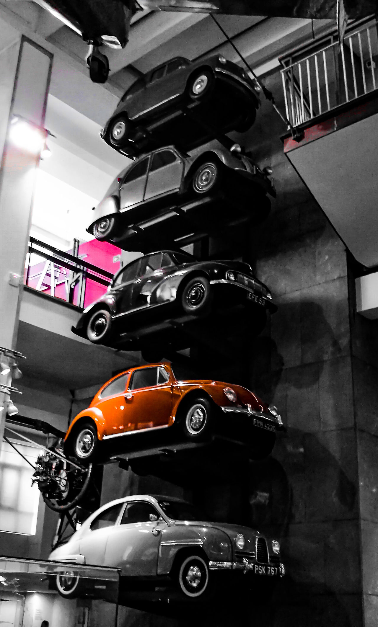 No People Indoors  Car Enjoying The Moment Taking Photos Day Family Time Making Memories<3 London Life EyeEm Gallery Eyeemphotography Eyeem Market Architecture Low Angle View London ScienceMuseum Blackandwhite Photography Canon Eos  February 2017