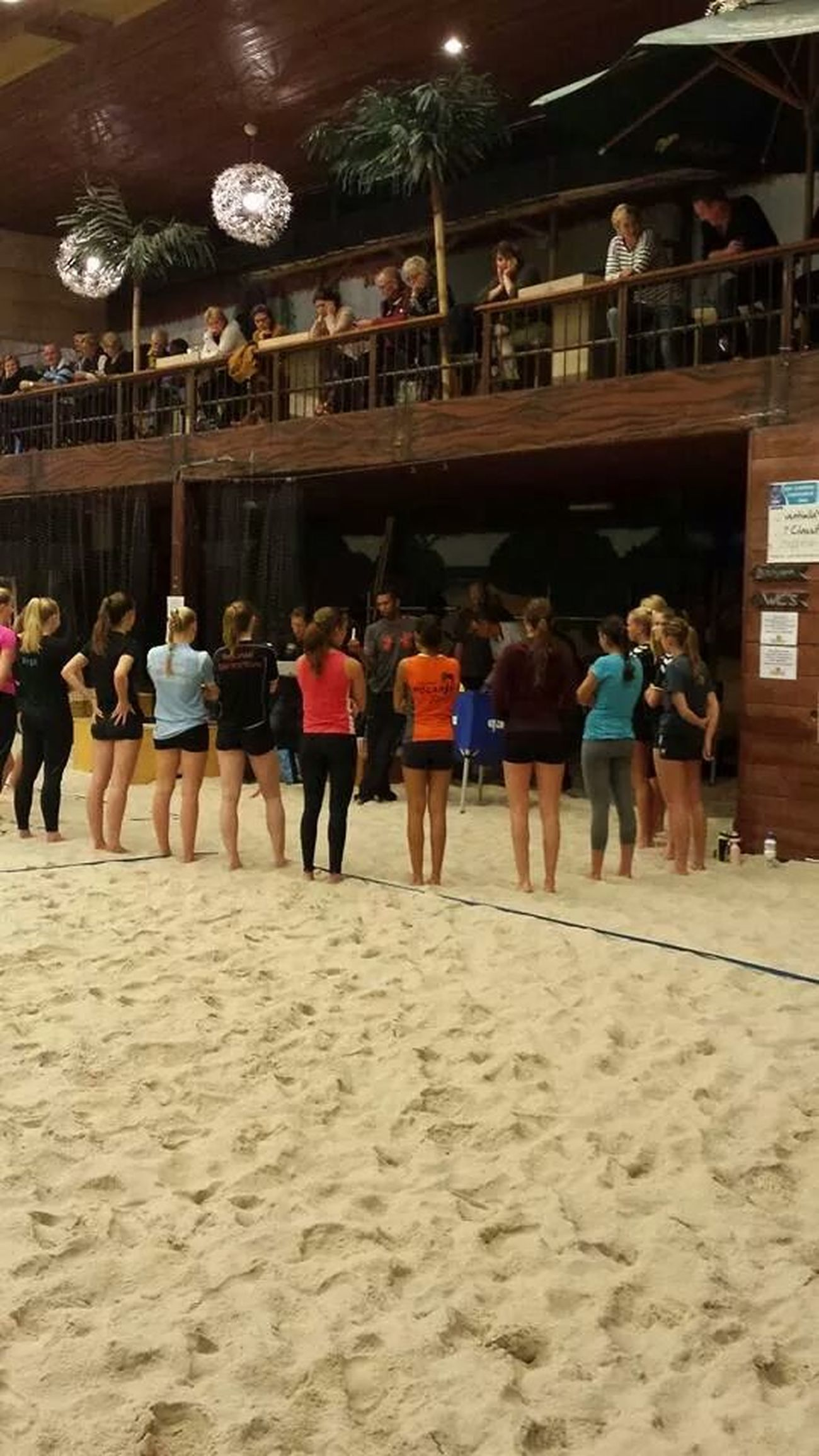 Selectie Jeugd Oranje beachvolleybal Jeugd Oranje Beachvolleyball Netherlands Btn