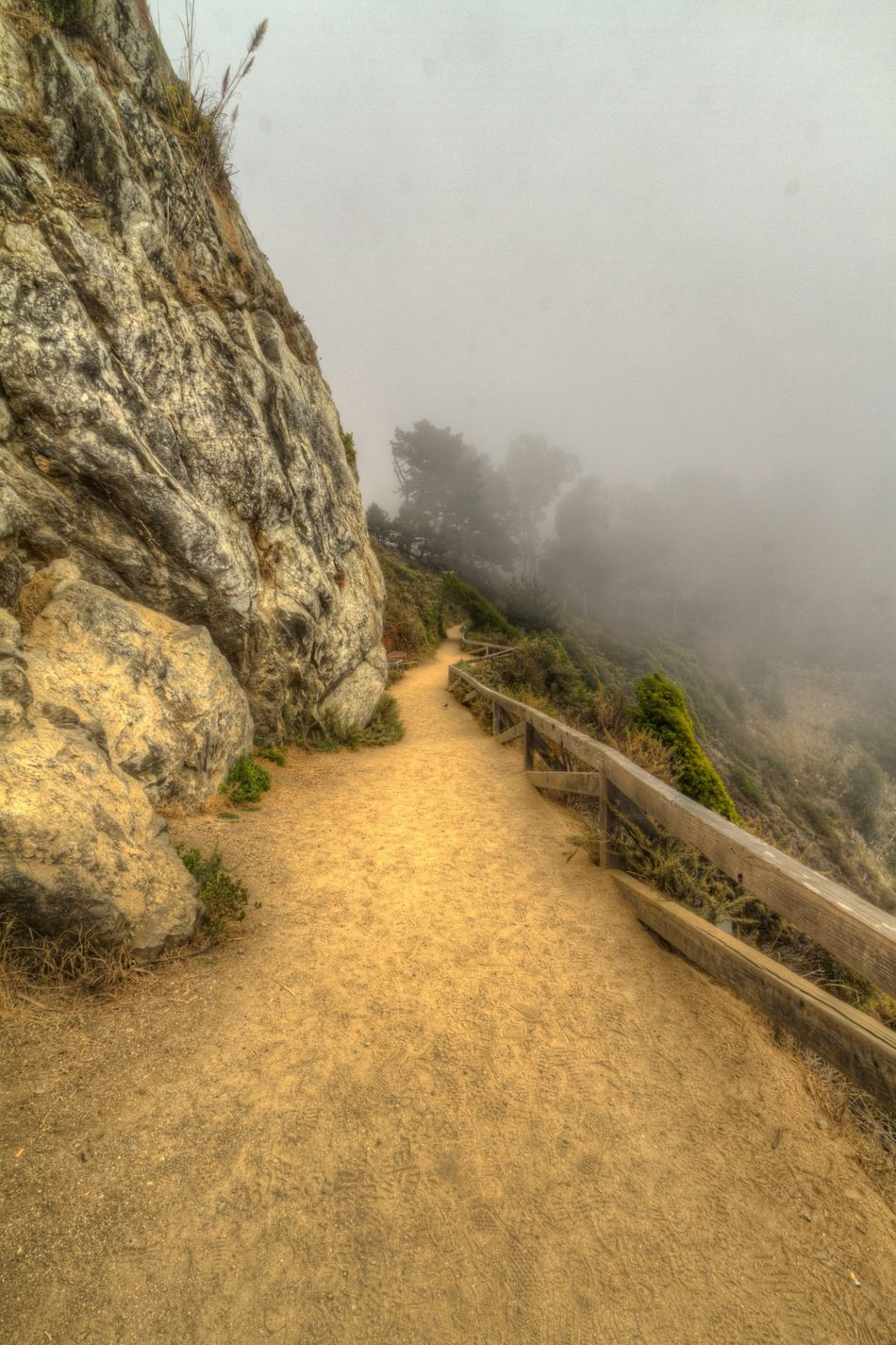 Beautiful stock photos of path, Absence, Beauty In Nature, Cliff, Day