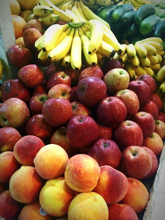 Tropical Fruits Taking Photos Peach! Apples Bananas Fresh Produce Fotography Hello World Taking Photos