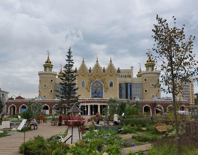 казань татарстан кукольныйтеатр цветочныйфестиваль2016