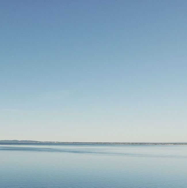 EyeEm Nature Lover Waterscape AMPt - Minimalism Love The Ocean Nordic Light The Calmness Within