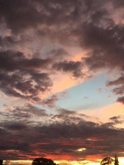 ☀️☁️❤️ Enjoying The View Sunset