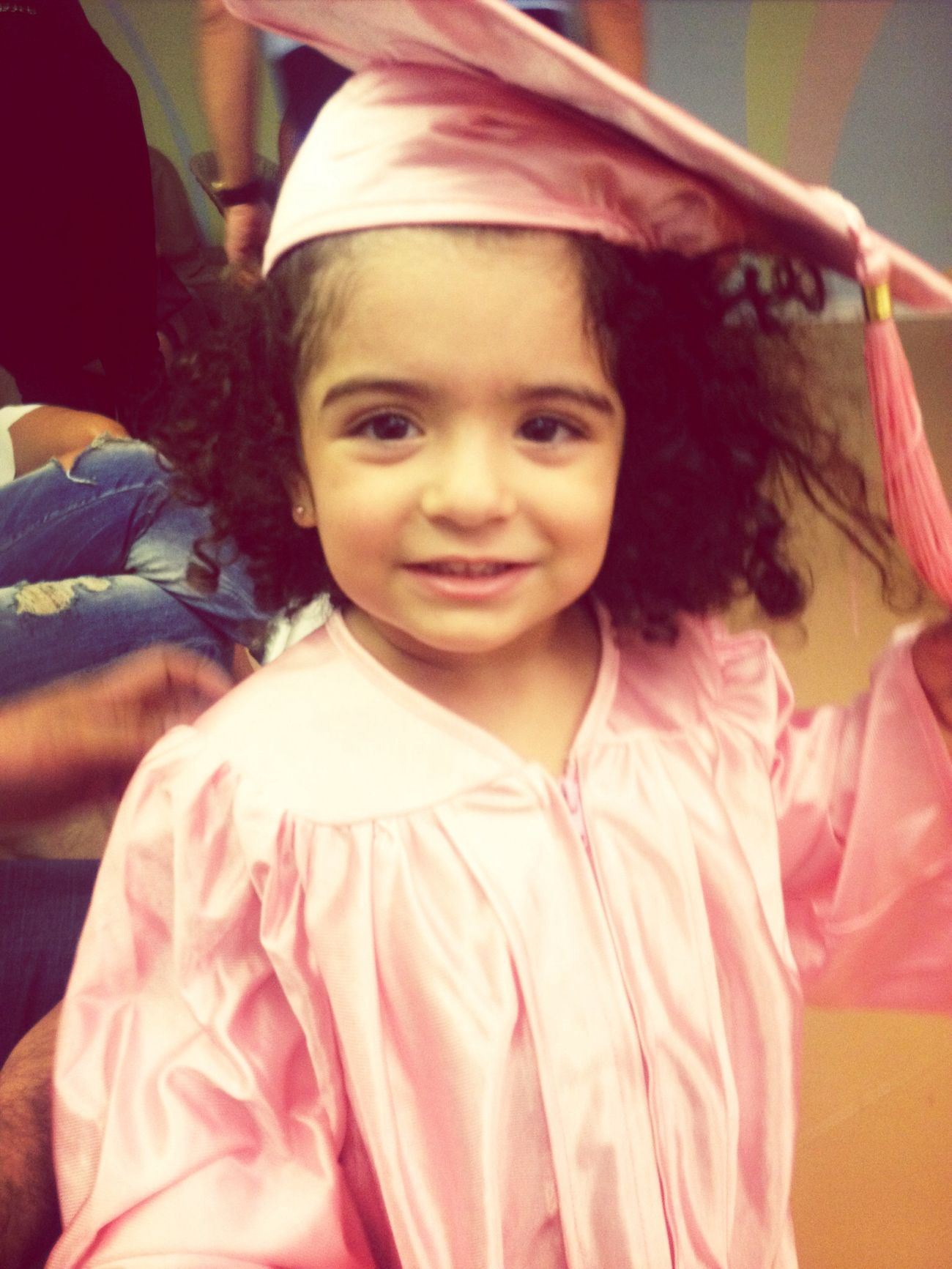 Hello World Check This Out My Little Girl Graduation ?