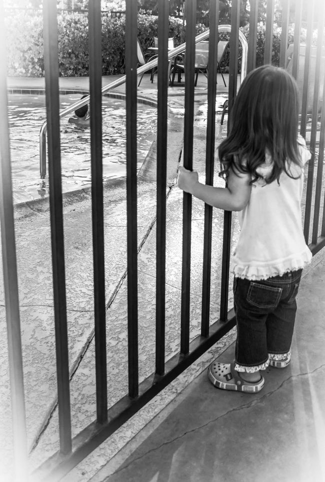 Wishing Pool Poolside Pool Time Pool Side Pools  Little Girl California SoCal Rich VS Poor Swimming Pool