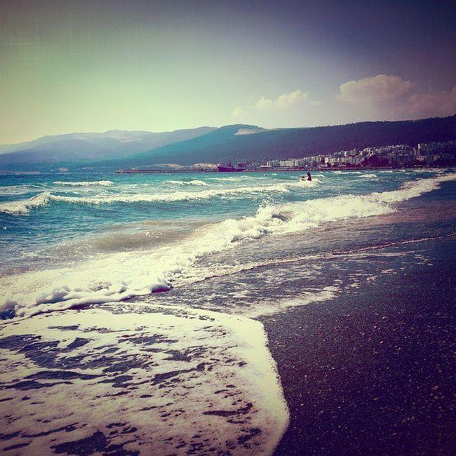Akdeniz Tasucu Denizdenesentuzlumeltem Meltem Dalgalar Denizden esen tuzlu meltem ve dalgalar..