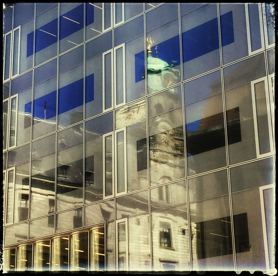 Rotterdam Timmerhuis IPhoneography Heijmans Koolhaas Rem Koolhaas Stadhuis City Hall First Eyeem Photo