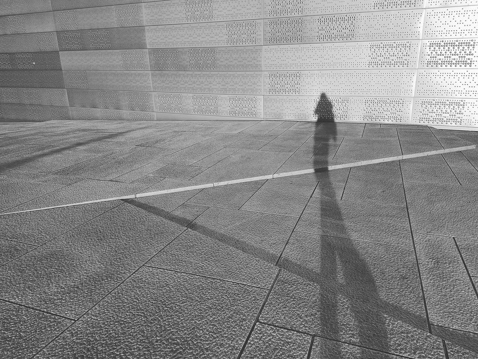 Full Frame Backgrounds Pattern Day Shadow Textured  Real People Outdoors Close-up Architecture Minimalism Scandinavia Bridge - Man Made Structure Oslo Operahuset Oslo, Norway Oslove Osloarchitecture Water Nature