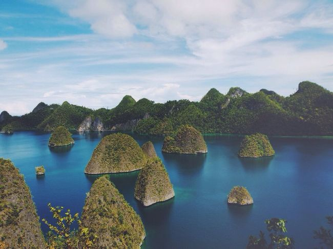 What I Want To Shoot With A 360 Panono Camera Iphonesia INDONESIA Raja Ampat