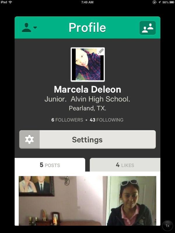 Follow Me On Vine✌