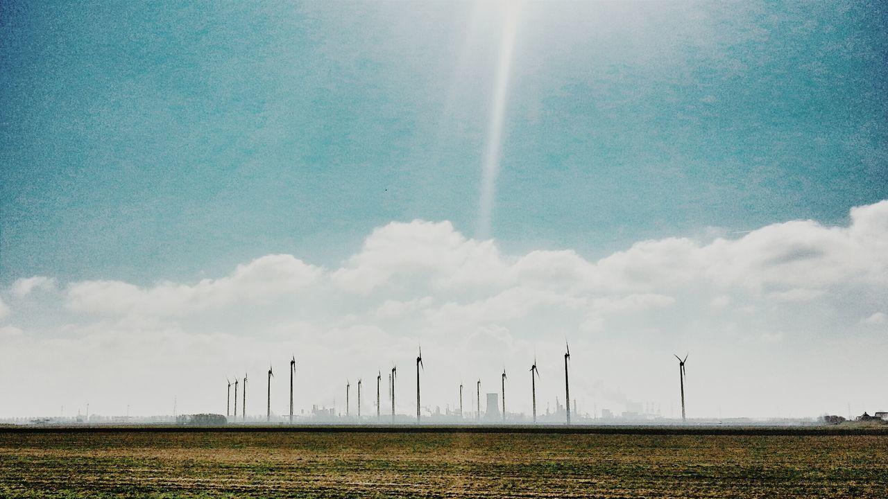Wind Power Industry Landscape