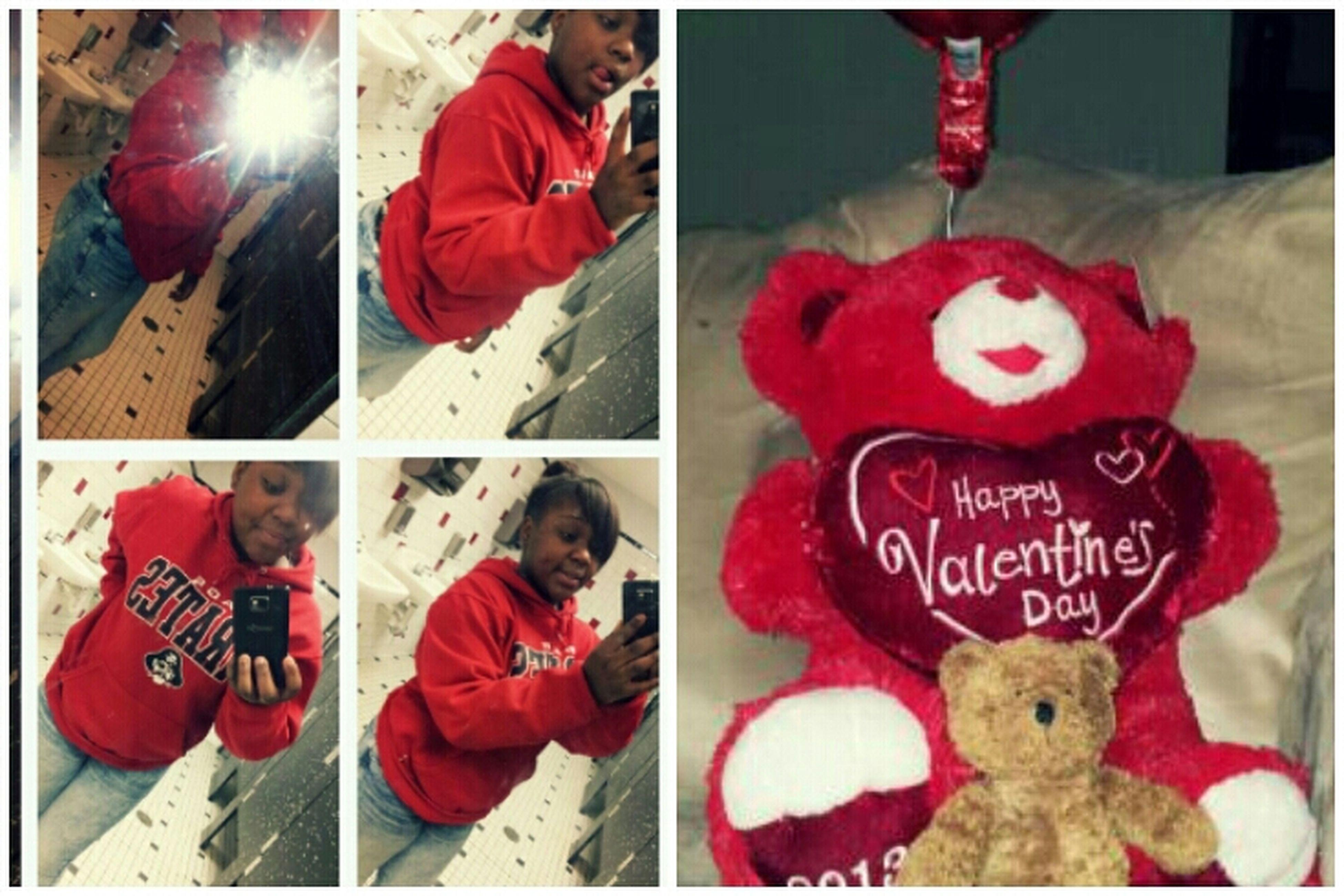 Happy Belated Valentines Day ((: