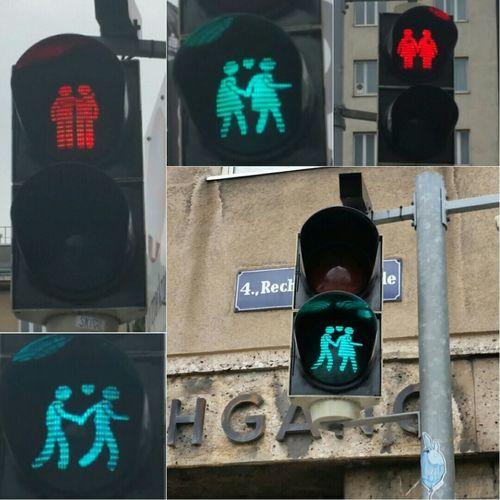 New street signs in Vienna Vienna VIENNACALLING Austria Streetphotography Streetart EyeEmbestshots EyeEm Nature Lover EyeEm Best Shots Eye4photography  Taking Photos