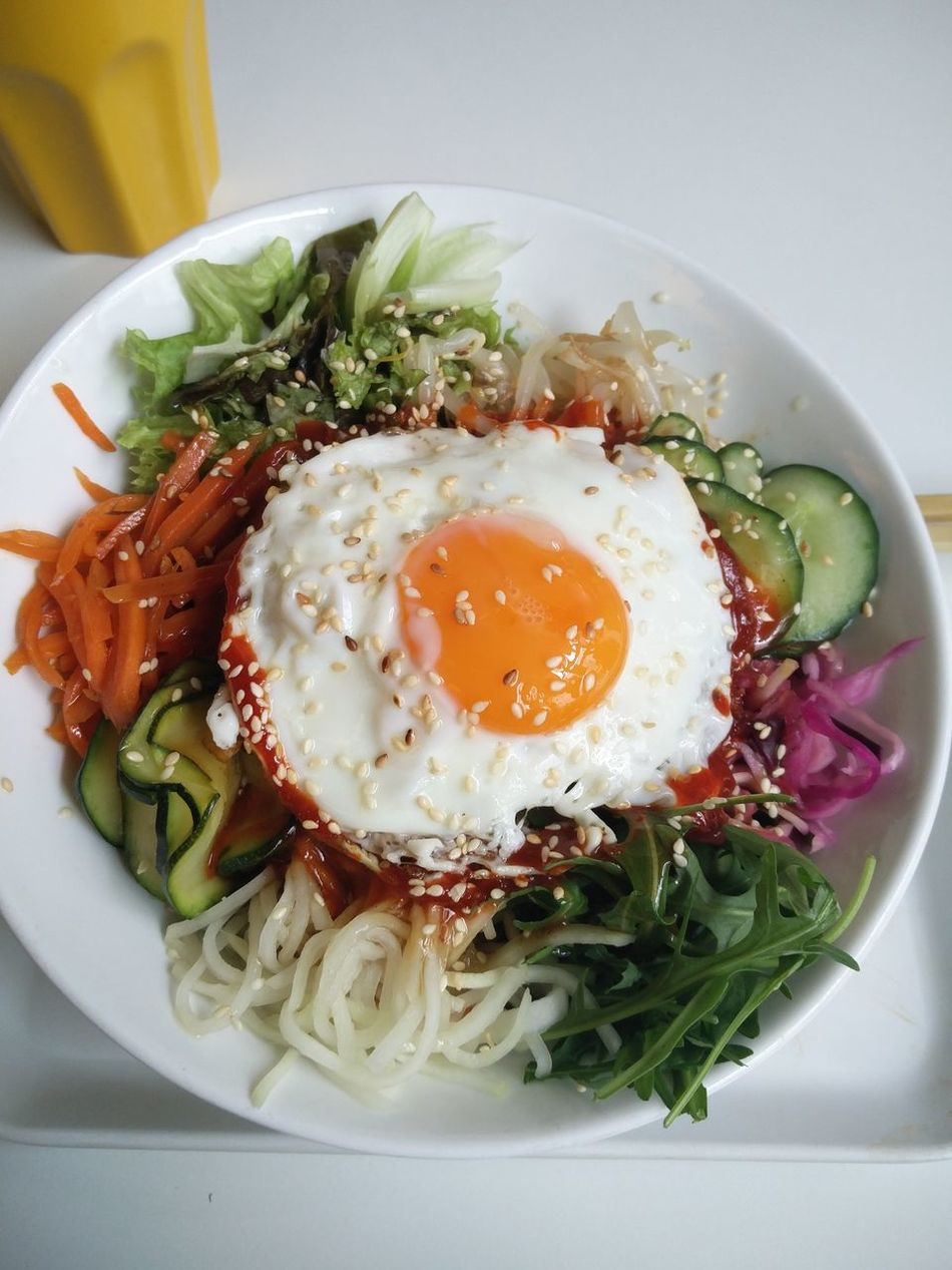 Egg Food No People Food And Drink Healthy Eating Freshness Egg Yolk Ready-to-eat Indoors  Day Korean Food Sesame
