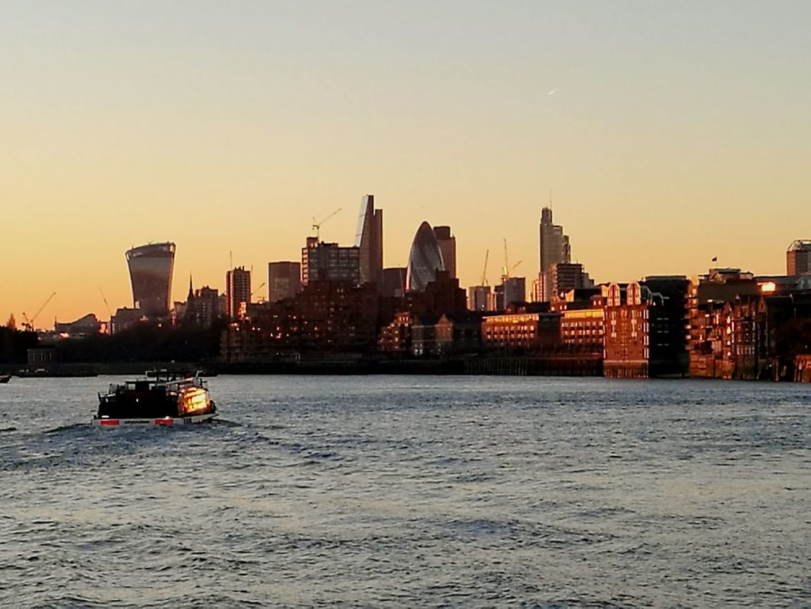 The City Light City of London from Canary Wharf Urban Skyline City Travel Cityscape Modern Sunset Travel Destinations First Eyeem Photo